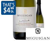 25% Off 6x McGuigan Wines Signature Sparkling Chardonnay Pinot Noir 2011, 1-Day Deal for 29.94$ @ Dealsdirect.com.au